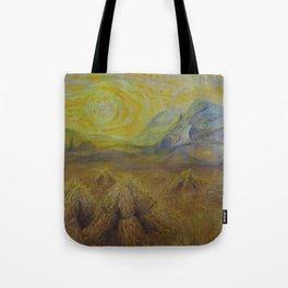 Vincents yellow Tote Bag
