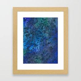 Dreaming Of The Sea Framed Art Print