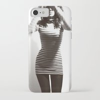 striped iPhone & iPod Cases featuring Striped by serapart
