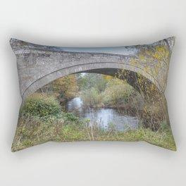 Northumbrian Bridge Rectangular Pillow