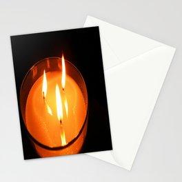 Burn Bright Stationery Cards