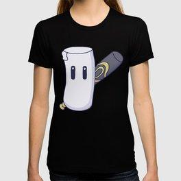 wanna try that again T-shirt