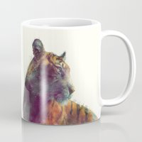 karen Mugs featuring Tiger // Solace by Amy Hamilton