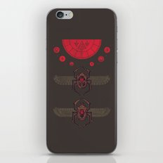 Scarabs iPhone Skin