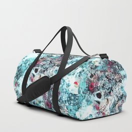 Skull Queen II Duffle Bag