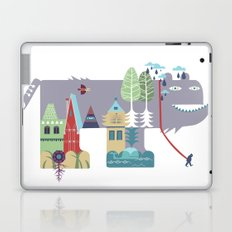 walking beast Laptop & iPad Skin
