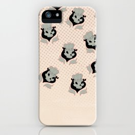 Royal Skulls iPhone Case