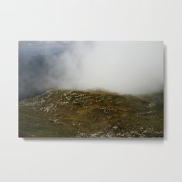 Pip Ivan mountain Metal Print