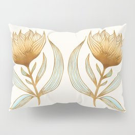 Bohemian Sunflowers II Pillow Sham