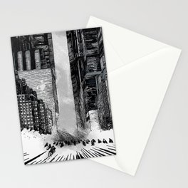 Homage to Akira Stationery Cards