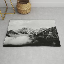 Canadian Rockies Rug