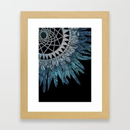 now I lay me down Framed Art Print