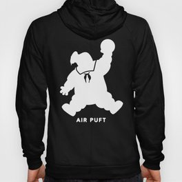 Air Puft: Stay Puft Marshmallow Man - Inverted Hoody