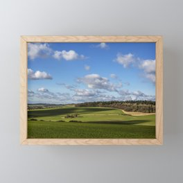 Views of Wiltshire. Framed Mini Art Print