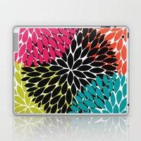 Big Tropical Flowers Laptop & iPad Skin