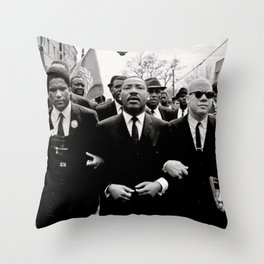 Montgomery March Throw Pillow