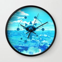 ZELDA-Breath of the wild Wall Clock
