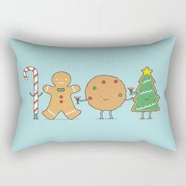sweet reunion Rectangular Pillow