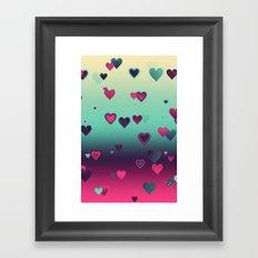 Bokehs VII Framed Art Print
