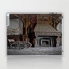 lost fireplace Laptop & iPad Skin