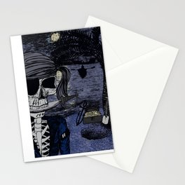 Pirates Life Stationery Cards