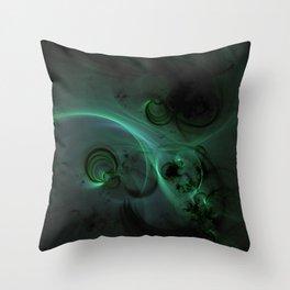 Saveur du Crépuscule Throw Pillow