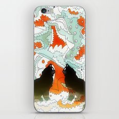 Cats Collaboration iPhone & iPod Skin