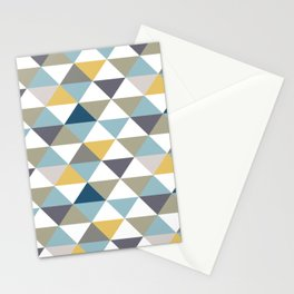 Infinite Triangle Party Stationery Cards