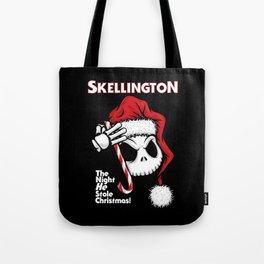 The Halloween Nightmare Tote Bag