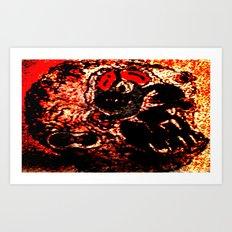 psybox Art Print