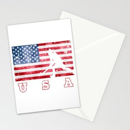 Team USA Field Hockey on Olympic Games Stationery Cards