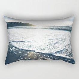 San Fran Sea Foam Rectangular Pillow