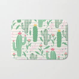 cactus pc Bath Mat