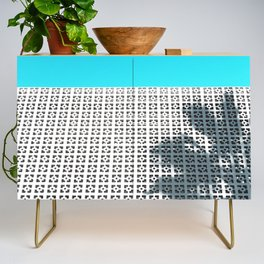 Parker Palm Springs with Palm Tree Shadow Credenza