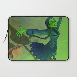 wizard and I Laptop Sleeve