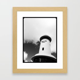 Fly Me To Haulover Framed Art Print