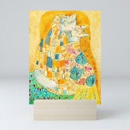 The Mlem Mini Art Print
