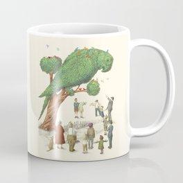 The Parrot Tree Coffee Mug