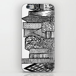 Where Are You Today? iPhone Skin