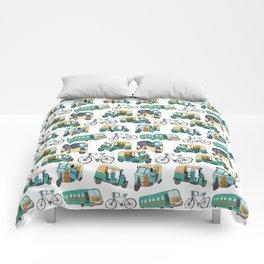 The Tuk Tuk Chronicles: Dusk Comforters