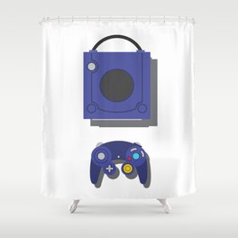 Game Cube Shower Curtain