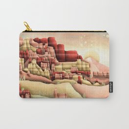 Bryce Trails Carry-All Pouch