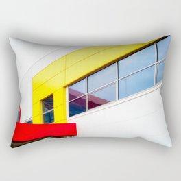 Bright Building Blocks Rectangular Pillow