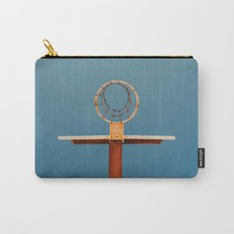 basketball hoop 5 Carry-All Pouch