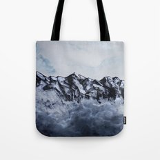 Mount Cook Tote Bag