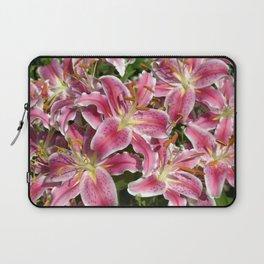 TT's Lilies Laptop Sleeve