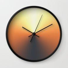 TIMECODE RISE Wall Clock