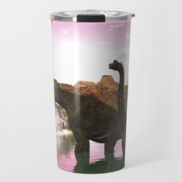 Brachiosaurus Travel Mug