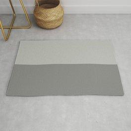 Horizontal Stripes Gray Solid Colors Pairs to  Metropolitan AF-690 & Cinder Dark Gray Af-705 Rug