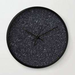 Granite Pattern 17 Wall Clock